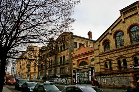 East Berlin Factory