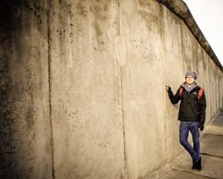 Berlin Wall - Dan