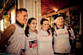 The Milk Runners 2013 - The North Face 2013 Start
