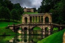 Palladian bridge - Bath