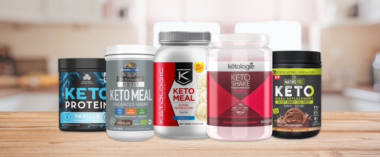 keto protein powders