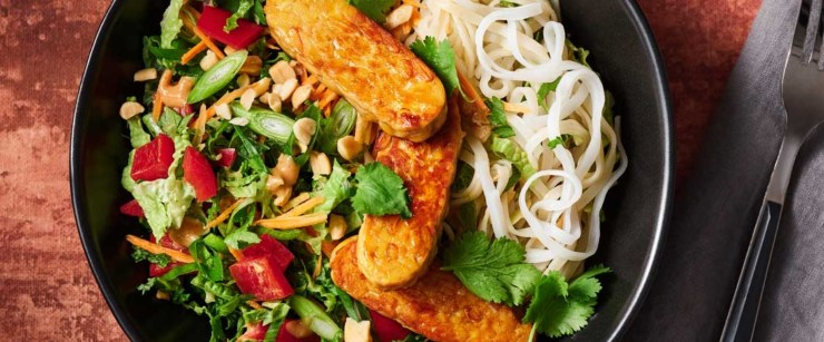 gut-healthy recipes: tempeh