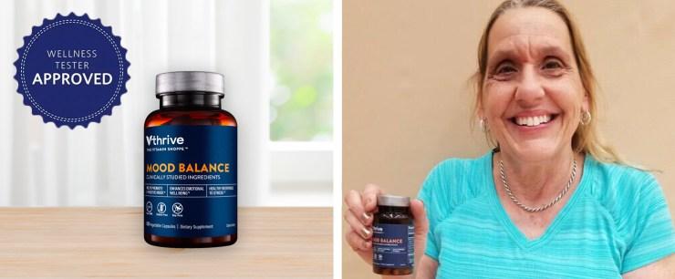 Wellness Tester Mood Balance header