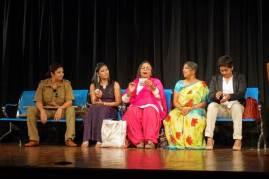 Ladies Compartment - English Hindi Play by Theatre On Bengaluru (TOB)