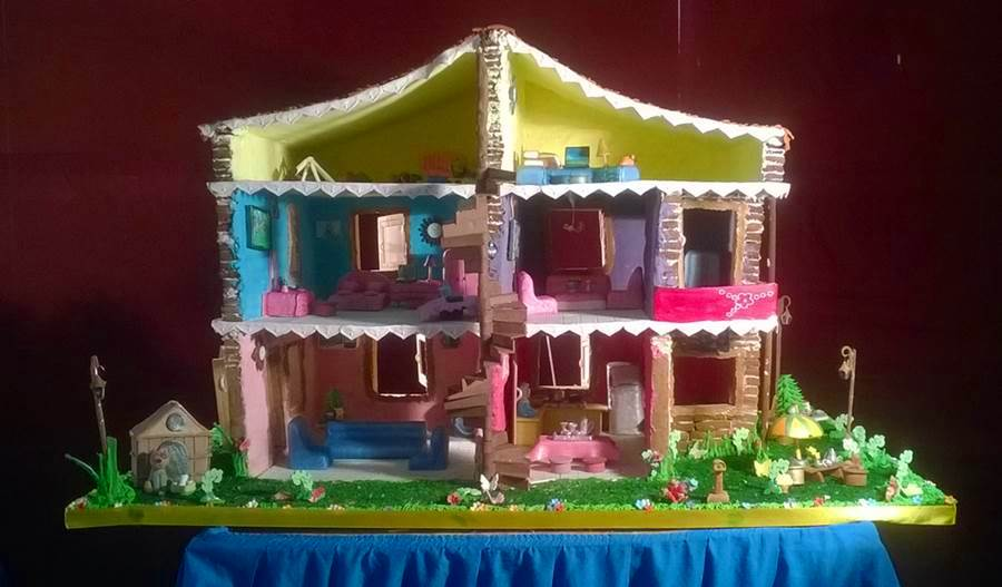 Bengaluru Is Hosting Its Annual Cake Fair And The Out Of