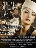 Speakeasy SF Halloween Yacht Party 2017 Tickets