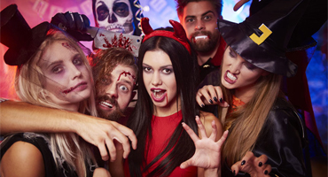 Celebrity Nightlife Halloween Top 2017 Happenings