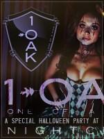 1 OAK LA   Halloween Night