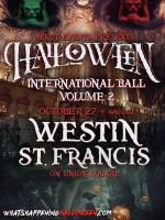 Halloween International Ball SF 2018 Tickets