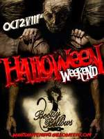 Bootsy Bellows Halloween Party