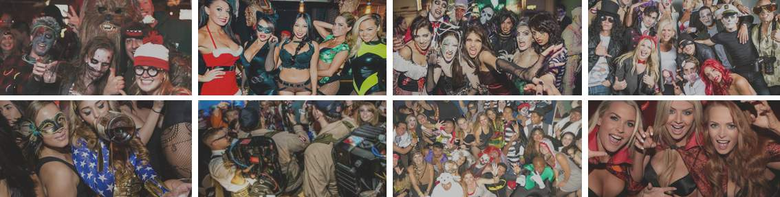 W Hollywood Hallowen Party