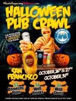 Halloween SF   San Francisco Pub Crawl Tickets