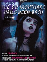 OC Nightmare Halloween at The Circle OC