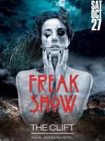 Freak Show | Clift Hotel Halloween