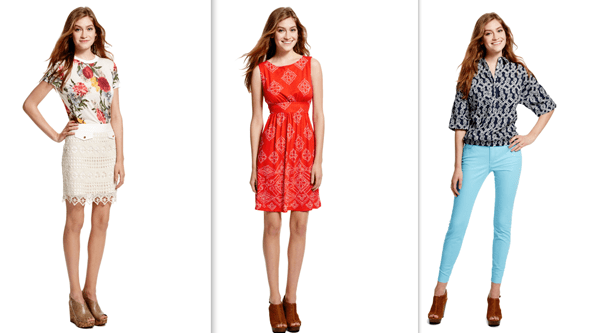 Haute fashion   celeb news roundup  Joe Fresh debuts at jcpenney     Joe Fresh apparel collection at jcpenney