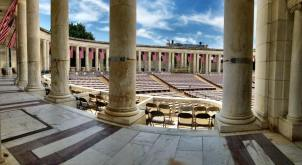 Collosium at The Arlington National Cemetery