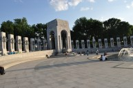 WWII memorial- Pacific