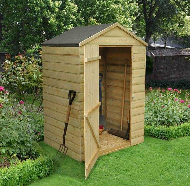 Building Tool Shed