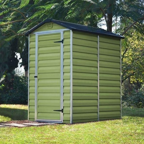 Small Utility Shed