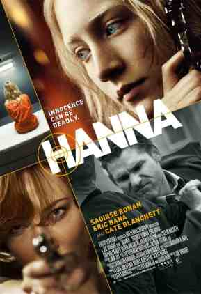 Film Review: Hanna Starring Saoirse Ronan