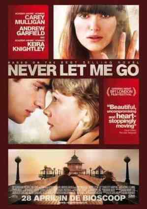 Film Review: Never Let Me Go is Shocking and Disturbing