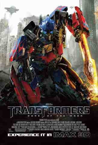 Film Review: Transformers The Dark Side Of The Moon