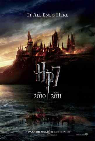 FILM REVIEW: HARRY POTTER AND THE DEATHLY HALLOWS PART 2