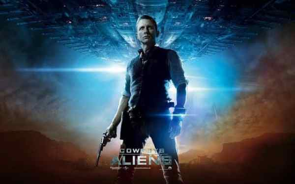 COWBOYS AND ALIENS REVIEW: TURNS OUT THE TWO DON'T MIX
