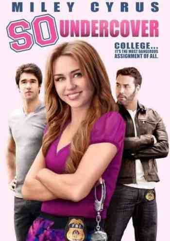 Film Review: So Undercover Starring Miley Cyrus
