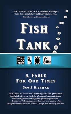 BOOK REVIEW: FISH TANK BY SCOTT BISCHKE