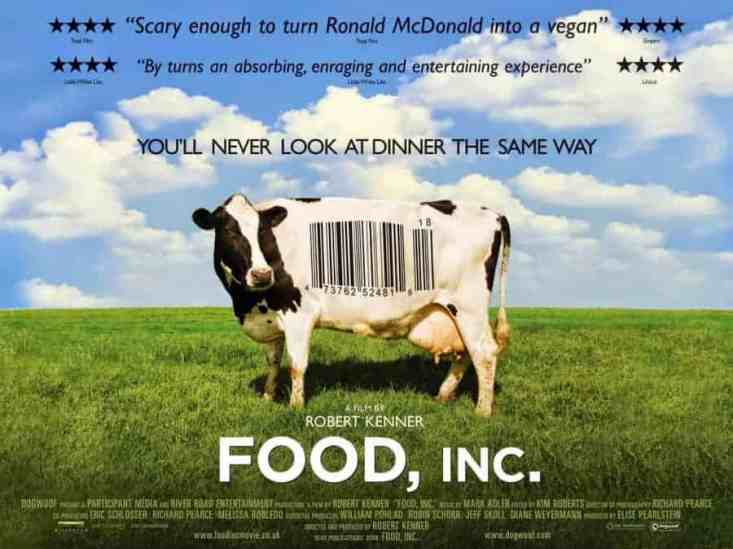 FOOD, INC. - YOU'LL NEVER LOOK AT DINNER THE SAME WAY