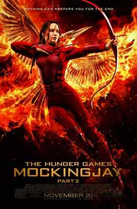 The Hunger Games: Mockingjay Part 2 Official Trailer Release