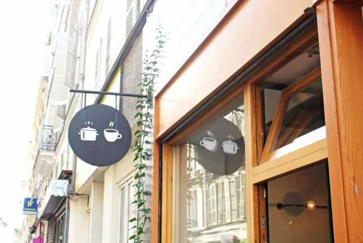 HOLYBELLY REVIEW - AMERICAN BRUNCH IN PARIS