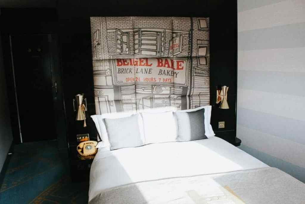 The Hoxton Hotel Shoreditch: One of London's Edgiest Spaces