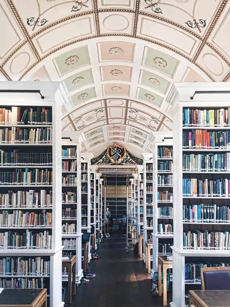 Inside 9 Of Oxford University's Most Beautiful Libraries