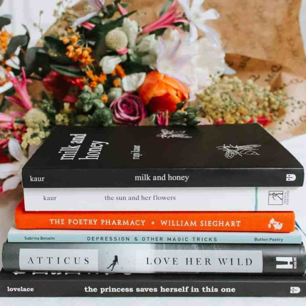 5 Books To Read if You Loved milk & honey by Rupi Kaur