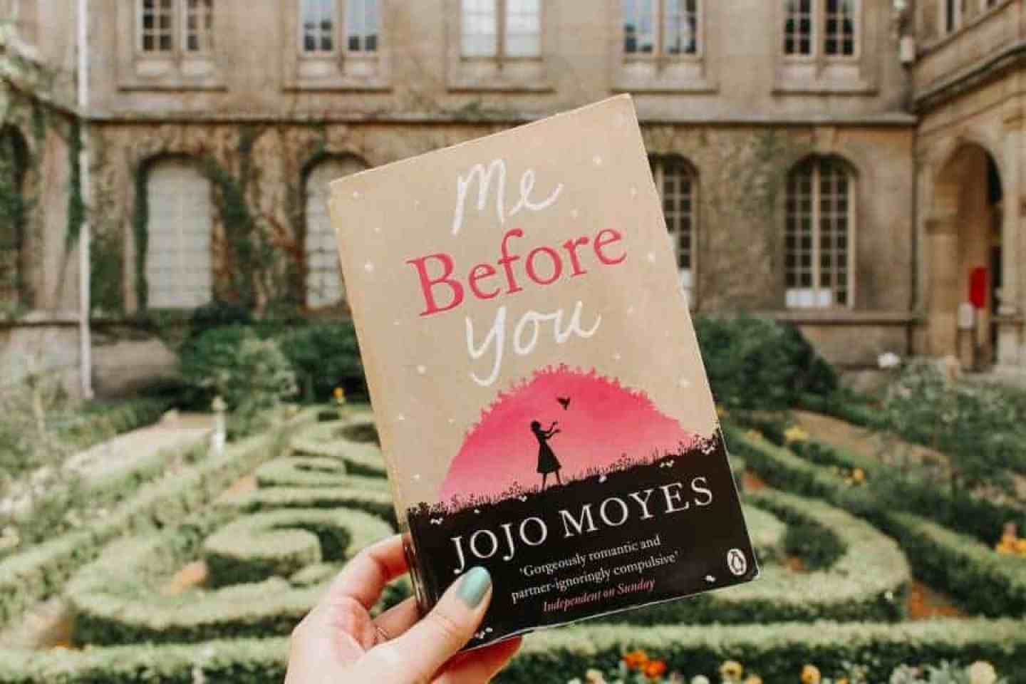 A Guide to the Paris Scenes in Me Before You by Jojo Moyes