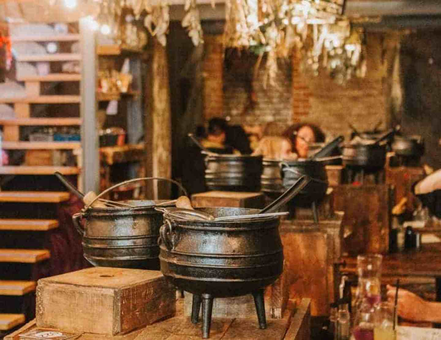 The Cauldron Magical Cocktail Experience Review: Perfect for Potter Fans