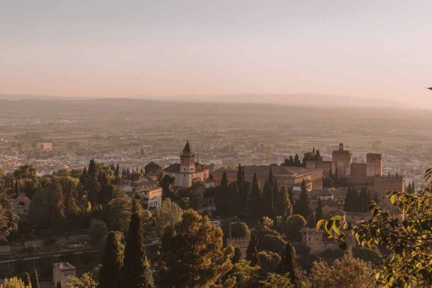 Where to Get the Best Views (and Photos!) of the Alhambra