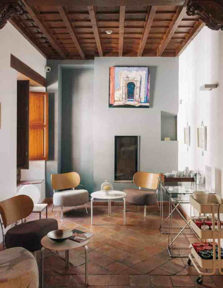 Gar Anat Boutique Hotel Review: a Literary Hotel in Granada