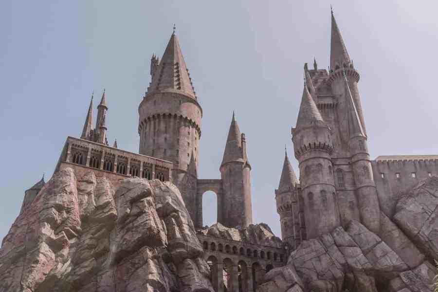 Halloween at Hogwarts: The Best Harry Potter Halloween Scenes #whatshotblog