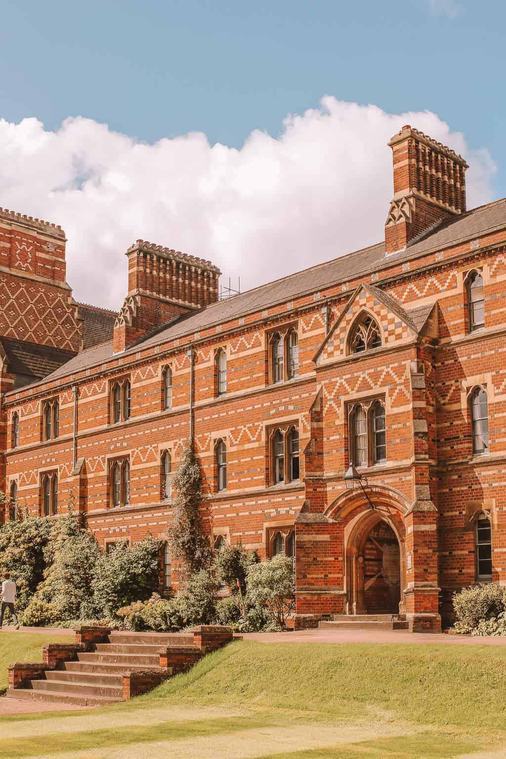 Keble College - 10 Most Beautiful Colleges at Oxford University According to a Student