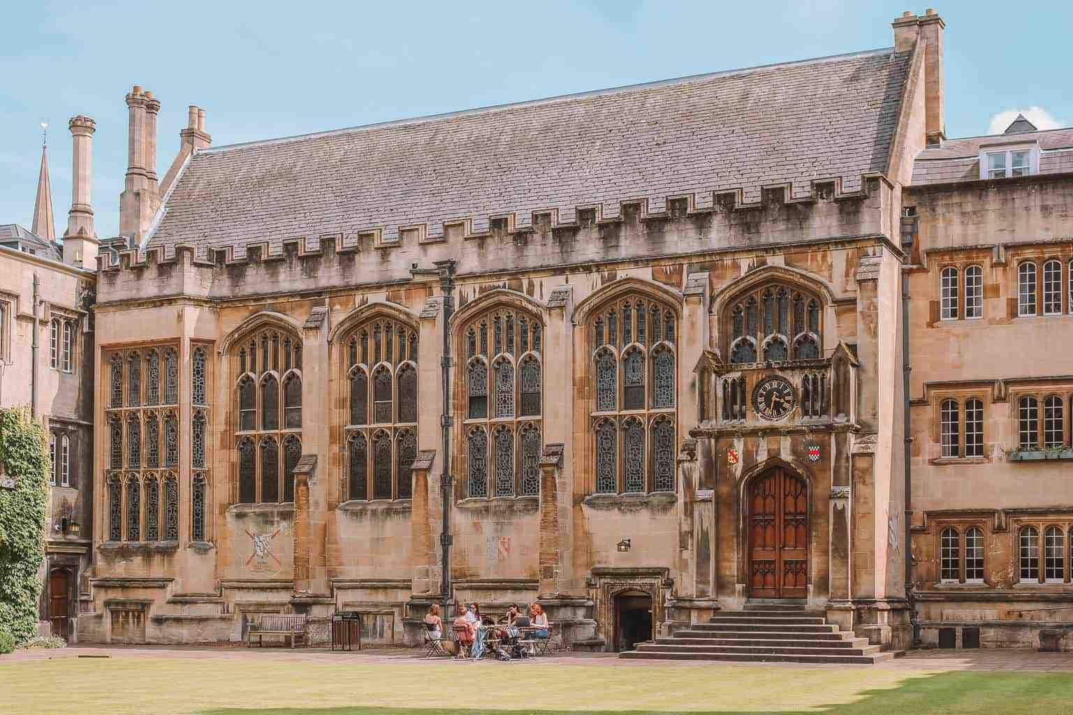10 Most Beautiful Colleges at Oxford University According to a Student