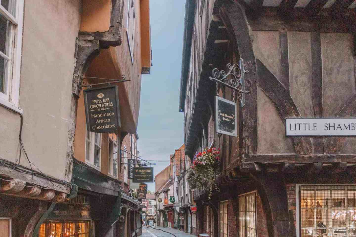 Shambles York - The Ultimate Guide to Harry Potter in York