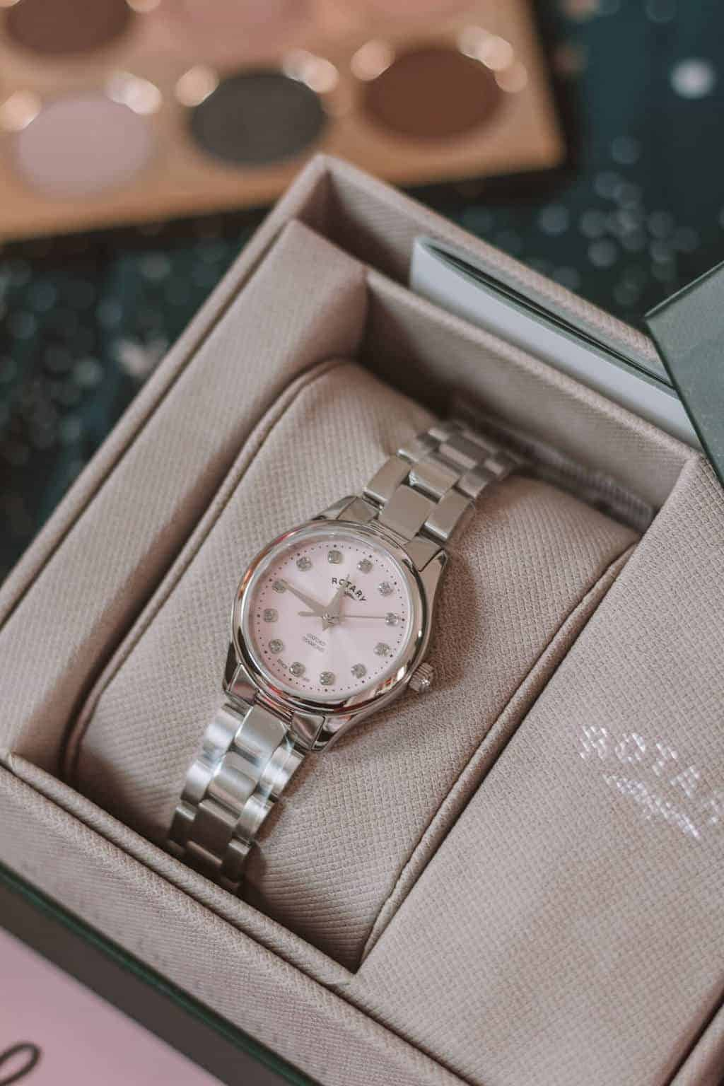 Rotary Watch - Christmas Gift Guide 2018: Brilliant Christmas Gift Ideas For Her #whatshotblog