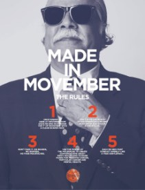Movember: The Rules