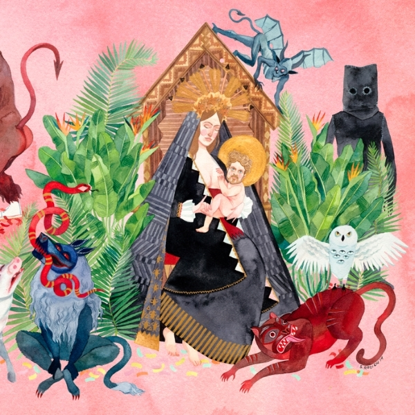 8/6/16 - Father John Misty - Chateau Lobby #4 (in C for Two Virgins)