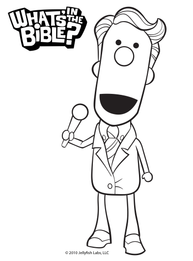 Buck Denver Coloring Page Whats In The Bible