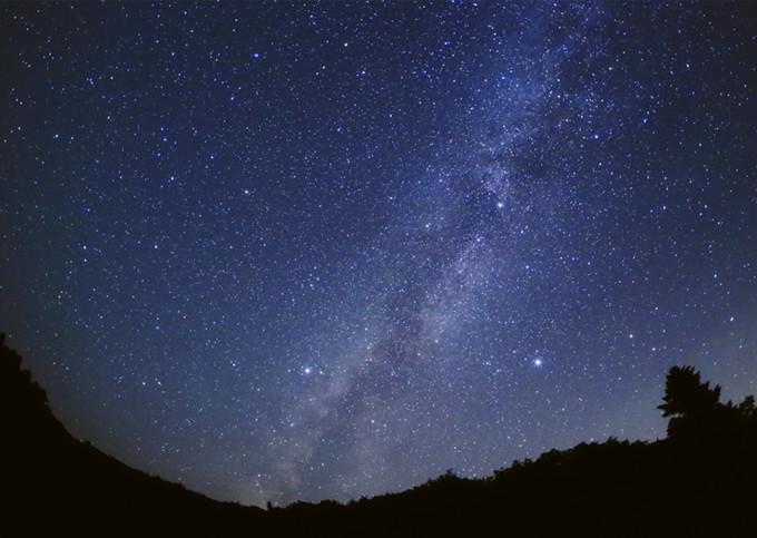 noite em Aogashima