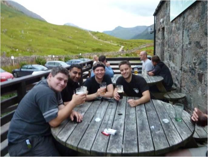 pub end
